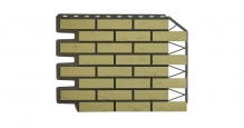 Фасадные панели для наружной отделки дома (сайдинг) Рельефная в Кирове Фасадные панели Fineber