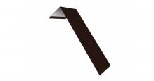 Металлические доборные элементы для фасада в Кирове Планка лобовая/околооконная простая 190х50